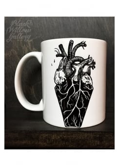 Coffin Heart Mug
