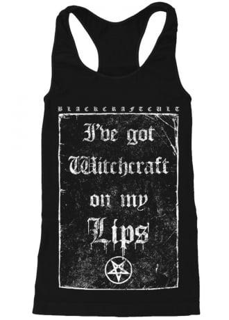 Blackcraft Cult Shakespeare Racerback Tank