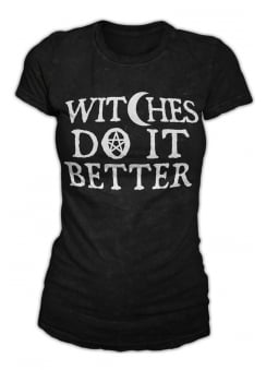 Witches Do It Better Tee