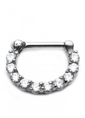 Crystal Septum Clicker
