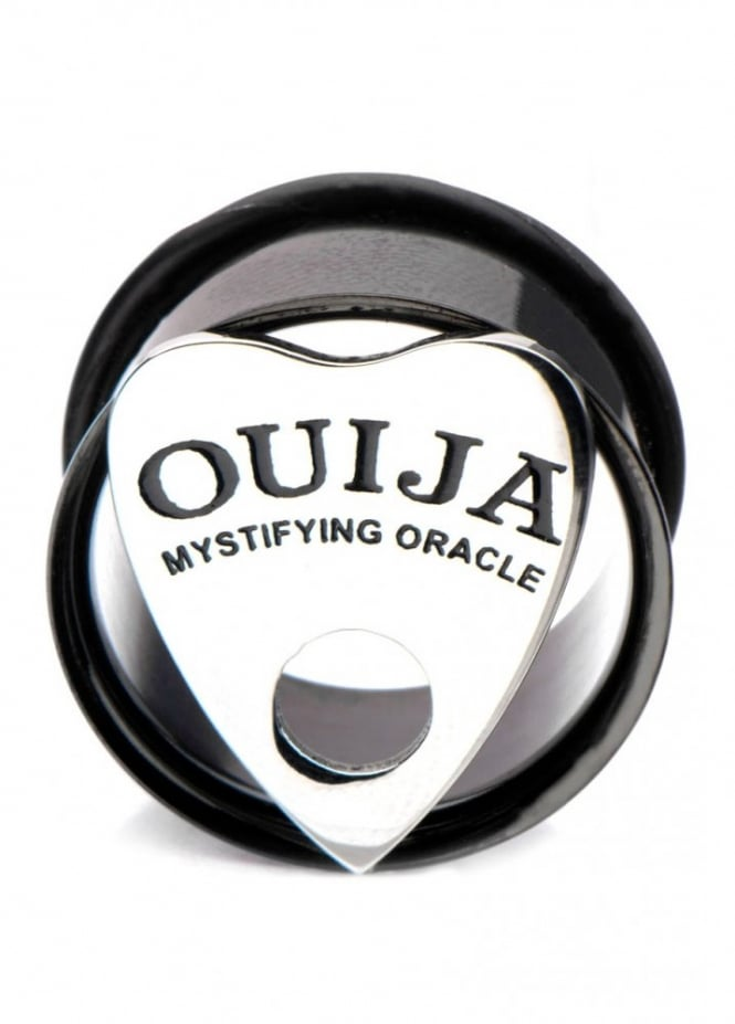 Body Vibe Ouija Tunnel Plugs