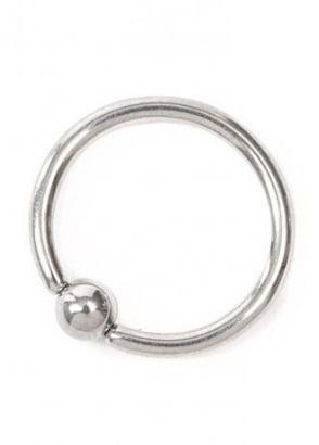 Split Ring Nose Hoop 10mm