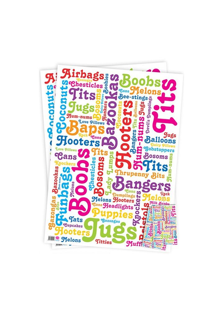 Boob Words 84