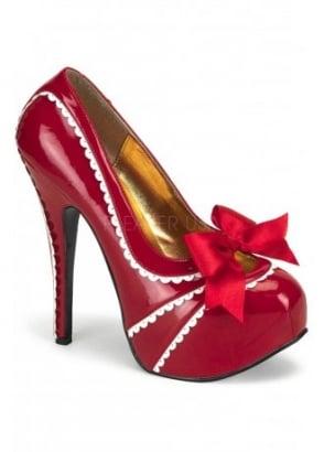 Teeze-14 Bow Trim Shoe