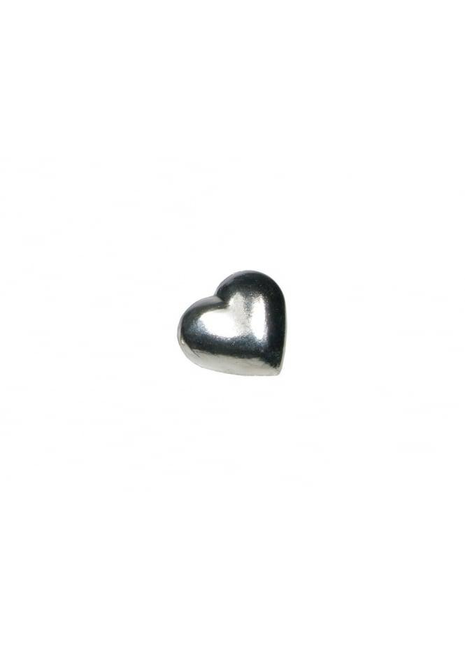 Bullet 69 10 x Heart Studs