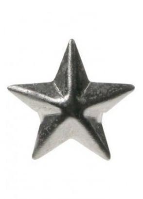 25 x Star Studs