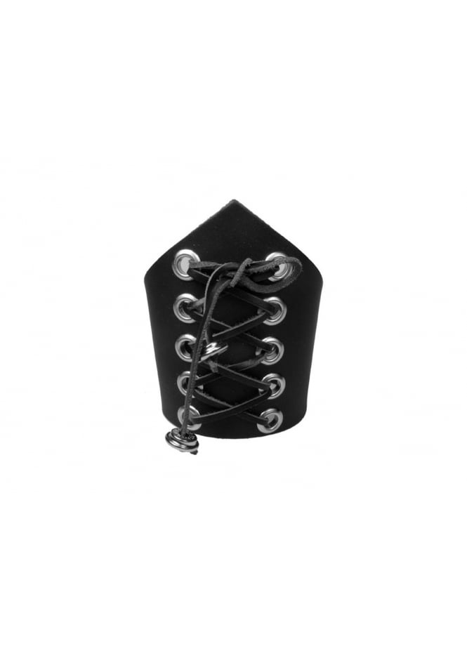 Bullet 69 Lace Up Wristband
