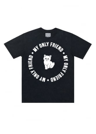 Burger & Friends My Only Friend Tee
