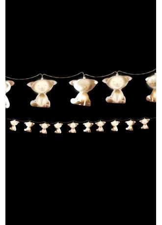 Kitten String Lights : Cat String Lights Attitude Clothing