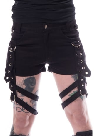 Chemical Black Jasmin Shorts