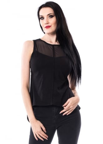 Chemical Black Karolina Top