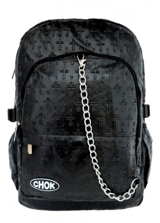Chok Black Cross Backpack