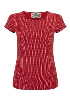Alice Mini Polka Dot T-Shirt