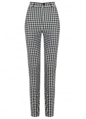 Maddie Gingham Trousers