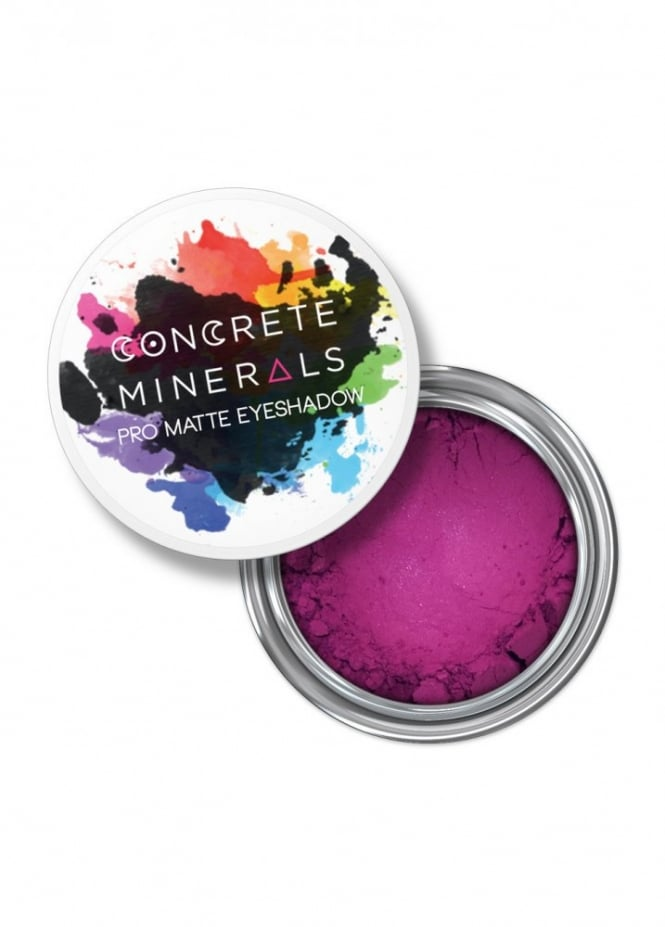 Concrete Minerals Notorious Pro Matte Eye Shadow