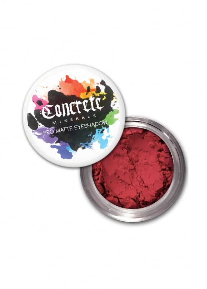 Concrete Minerals Risque Pro Matte Eye Shadow