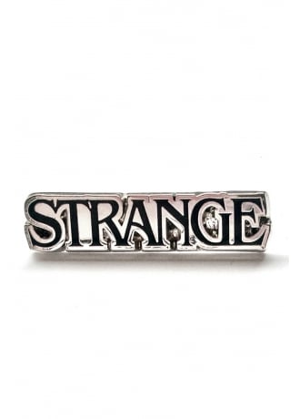 Cosmic Strange Pin Badge