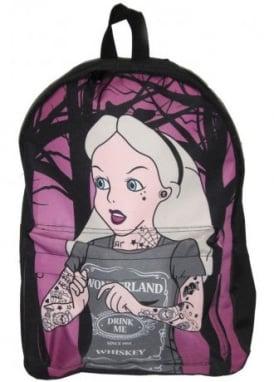 Whiskey Girl Backpack