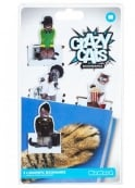 Crazy Cats Magnetic Bookmarks