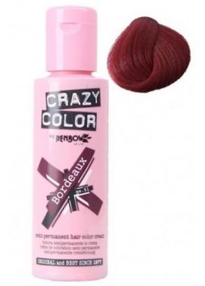 Bordeaux Hair Colour