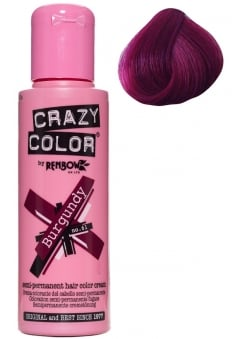 Burgundy Hair Colour