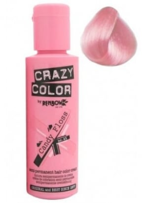 Candyfloss Hair Colour