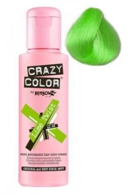 Lime Twist Hair Colour