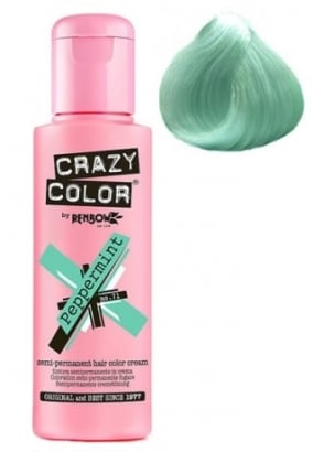 Peppermint Hair Colour