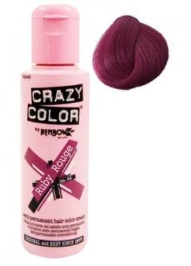 Ruby Rouge Hair Colour