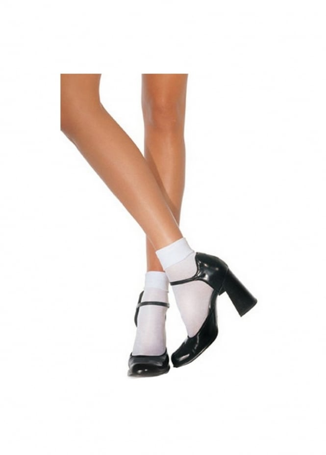 Cuff Ankle Socks
