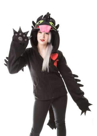 Cupcake Cult Dragon Cosplay Hood