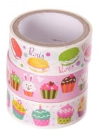 Cupcake Tape Set