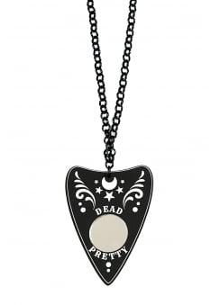 Dead Pretty Planchette Necklace
