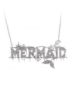 Glitter Mermaid Necklace