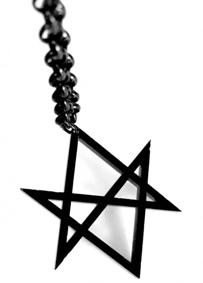 Curiology Hexagram Necklace