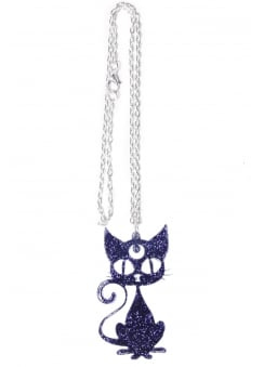 Luna Cat Necklace
