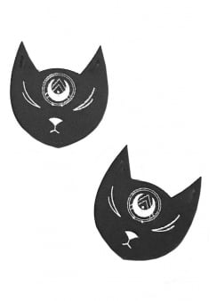 Lunar Kitty Ear Studs
