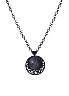 Occult Moon Necklace