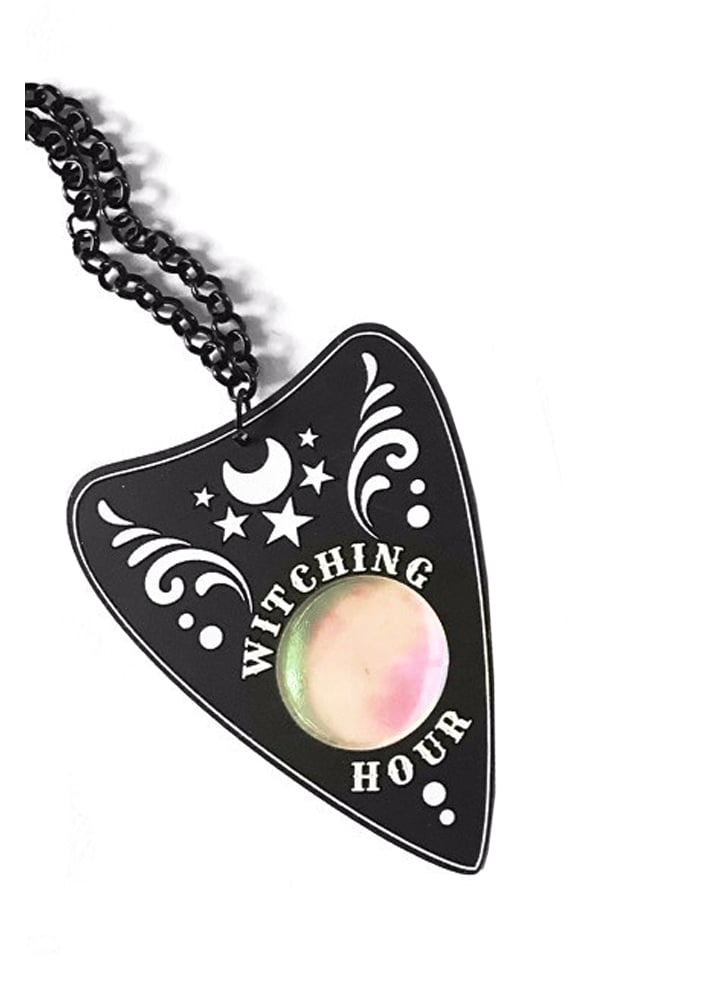 Witching Hour Planchette Necklace