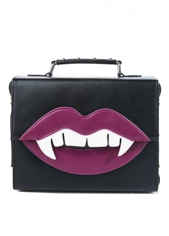 Current Mood Beautevil Lips Bag