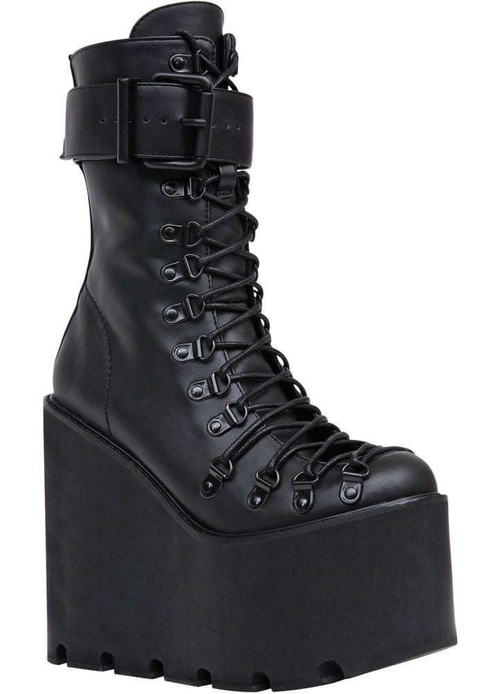 Current Mood Traitor Boots Attitude Clothing