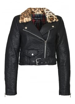 Walking Contradiction Moto Jacket