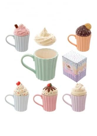 Cutesy Cupcake Ceramic Mug