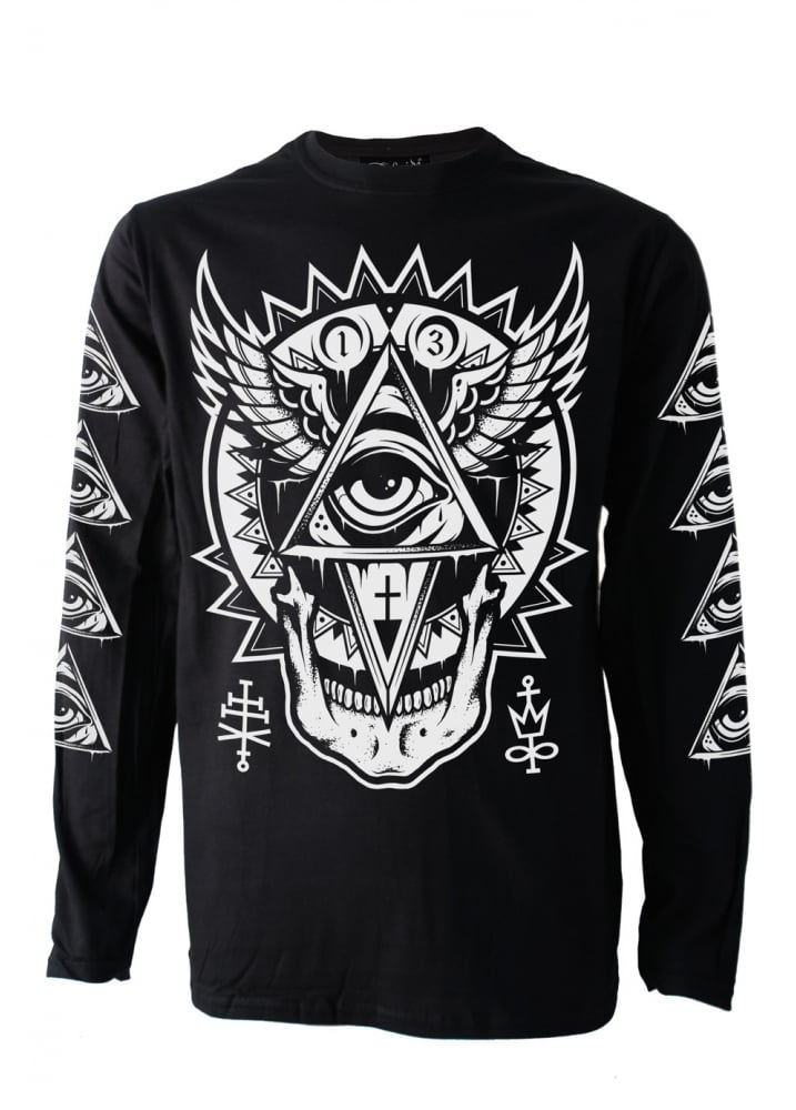 Long Sleeve T Shirts Mens