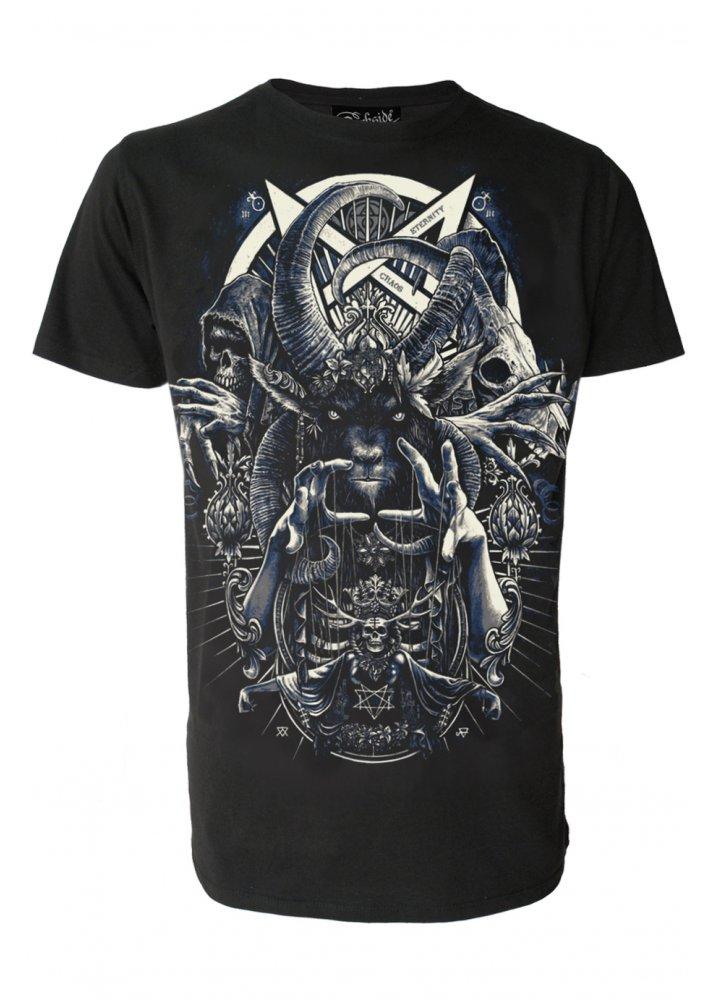 Darkside Clothing Cult T Shirt Attitude Clothing