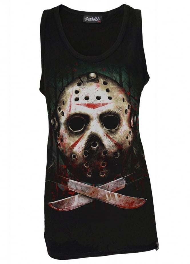 Darkside Clothing Jason Vest