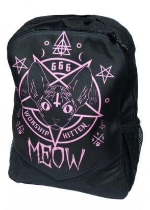 Kitten 666 Backpack