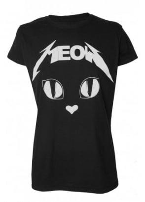 Metal Meow T-Shirt