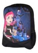 Darkside Clothing Tattoo Princess Backpack