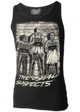 The Usual Horror Suspects Beater Vest